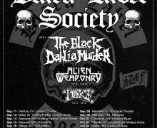 The Black Dahlia Murder 2019 Tour Dates/Tickets w/ Black Label Society, Insomnium