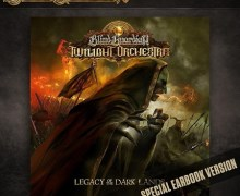 Blind Guardian 'Legacy of the Dark Lands' – Earbook Version – New Album 2019