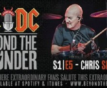 Drummer Chris Slade on 'AC/DC Beyond the Thunder' Podcast