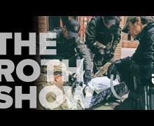 David Lee Roth – The New Roth Show – Dave as EMT Picture – #19c Green Hornets