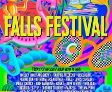 Dope Lemon @ Falls Festival 2019-2020 – Angus Stone Lorne VIC; Marion Bay TAS; Byron Bay NSW; Fremantle WA