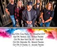 Flying Colors 2019 Tour – Mike Portnoy, Neal Morse, Steve Morse – New Album