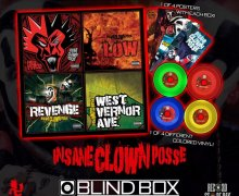 Insane Clown Posse Record Store Day 2019 – Exclusive Blind Box