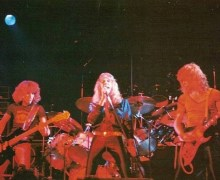"Ron McGovney, ""This Was Metallica's 2nd Show At The Whisky In 1982"""