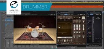 Universal Audio:  Logic Drummer Tutorial