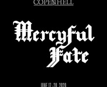 Mercyful Fate @ Copenhell 2020 + European Shows – Announcement