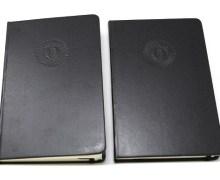 Pearl Jam Auction: Moleskine Notebooks – Vitalogy Foundation
