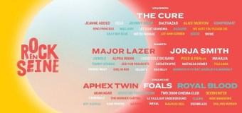 The Cure @ 2019 Rock En Seine – Live Stream Concert – Paris