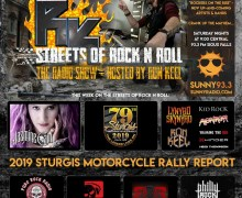 Ron Keel:  The Sturgis® Rally Recap – Jasmine Cain, Framing the Red 2019