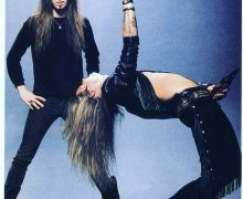 "Sebastian Bach, ""My Best David Lee Roth"""