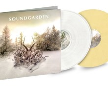 Soundgarden 'King Animal' Colored Vinyl / LP Edition