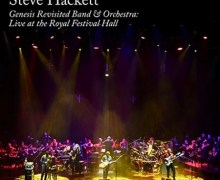 Steve Hackett 'Genesis Revisited' Live Album 2019 w/ Orchestra – NEW