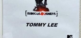 Tommy Lee on Ridiculousness – Rob Dyrdek – 2019