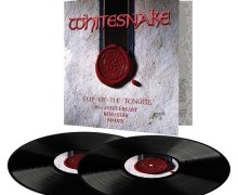Whitesnake 'Slip of the Tongue' 30th Anniversary Remastered CD/LP