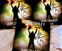 Ace Frehley 'Anomaly' 10th ANNIVERSARY Yellow Vinyl – 2 LP