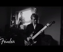 Andy Summers Talks Fender Custom Monochrome Strat w/ Leica Photos – Camera