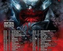 Annihilator 2019 Fall Tour – Europe/UK/Russia/Israel