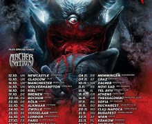 Annihilator 2019 Fall Tour – Europe/UK/Russia/Israel
