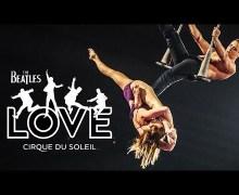 "Joey Scott, ""Caught LOVE Tonight…Such A Great Show"" – The Beatles LOVE By Cirque du Soleil Las Vegas"