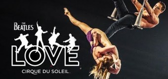 "Joey Scott, ""Caught LOVE Tonight…Such A Great Show"" – The Beatles LOVE By Cirque du Soleil Las Vegas"