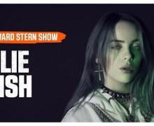 Billie Eilish on Howard Stern Show 2019