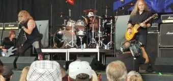 Black 'N Blue Performs w/ Bulletboys Drummer Jimmy D'Anda – VIDEO