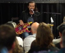 Bruce Kulick ESP Clinic @ Rock City Music Company in Livonia, MI – VIDEO RECAP
