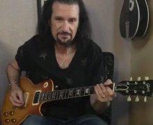 Bruce Kulick Talks Gibson Les Paul Guitar – Bob, Paul Stanley, Hits, Revenge, Carnival of Souls- KISS
