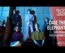 Austin City Limits: Stream Cage the Elephant & Sharon Van Etten 2019