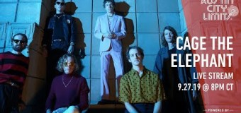 Austin City Limits: Stream Cage the Elephant & Sharon Van Etten 2019