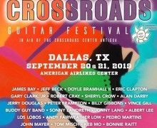 ERIC CLAPTON'S Crossroads Guitar Festival 2019 – Pay-Per-View – Jeff Beck, Billy Gibbons, Doyle Bramhall, Jimmie Vaughan