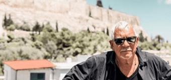 Eric Burdon 2019 @ Odeon of Herodes Atticus Athens, Greece – Acropolis – The Animals