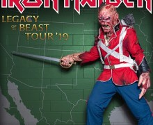 Iron Maiden 2019 Las Vegas MGM Grand Garden Arena – Pictures & Videos