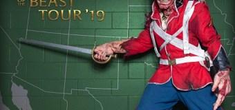 Iron Maiden 2019 Las Vegas MGM Grand Garden Arena – Pictures & Videos