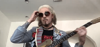 """John 5 """"I Want It All"""" Live – VIDEO"""