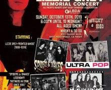 Lizzie Grey Memorial Concert @ The Whisky A Go Go 2019