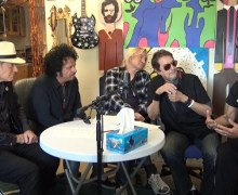 "Steve Lukather Says Ringo Starr's New Album Is ""A Killer"" – 2019"