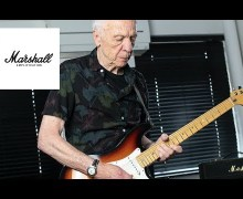 Robin Trower Interview 2019 w/ Marshall Amplification – Tone, Strat – Artist Spotlight