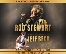 Rod Stewart w/ Jeff Beck @ Hollywood Bowl 2019 – VIDEO