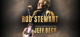 Rod Stewart w/ Jeff Beck @ Hollywood Bowl 2019 – VIDEO