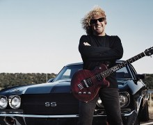 Sammy Hagar's 1970 Chevrolet El Camino SS 450HP Up For Sale