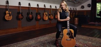 Gibson: Sheryl Crow Signature Guitar 2019 – Country Western Supreme