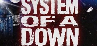 System of a Down: 2020 Europe Tour Dates Added – Amsterdam, Berlin, Prague, Budapest, Zurich….