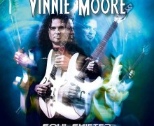 Vinnie Moore 'Soul Shifter' New Album 2019