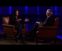 Alice Cooper on The Big Interview w/ Dan Rather 2019