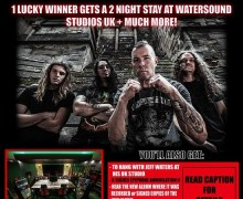 Annihilator: Chance to Stay @ Jeff Waters' UK Studio 2019 Tour – Opportunity