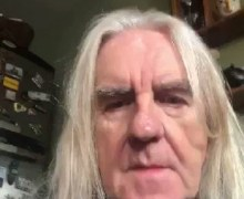 Biff Byford to Record Vocals on New Saxon Album in Early 2020 – VIDEO Update