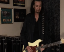 Bruce Kulick Talks Custom M-1 ESP Guitar Used on KISS 'Alive III' 'Hits' 'Revenge' Tours