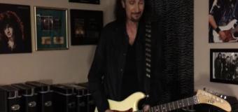 Bruce Kulick Talks Custom M-1 ESP Guitar Used on KISS 'Alive III' 'Hits' 'Revenge' Tours