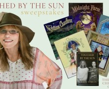 Carly Simon: Opportunity to Win Set of Signed Vintage Book Collection+'Touched by the Sun'